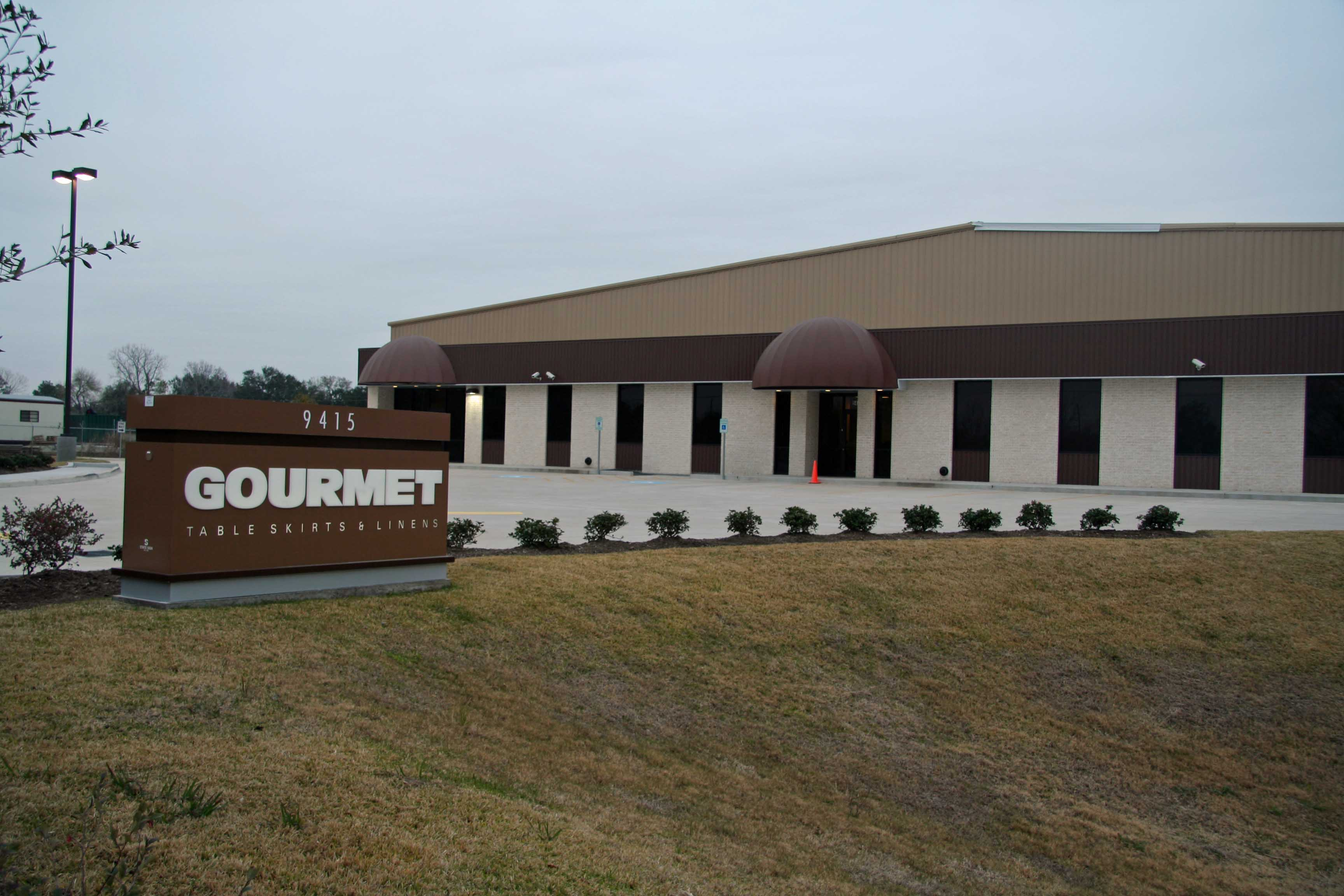 GOURMET-BUILDING Our History