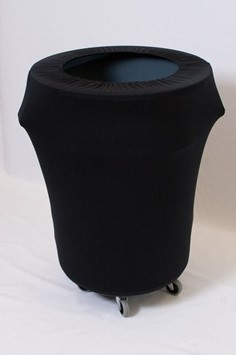 Trash Can Covers Gourmet Table Skirts Amp Linens