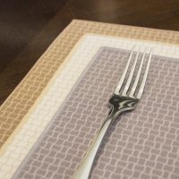 Milliken Pathway Multi-Color – Placemat